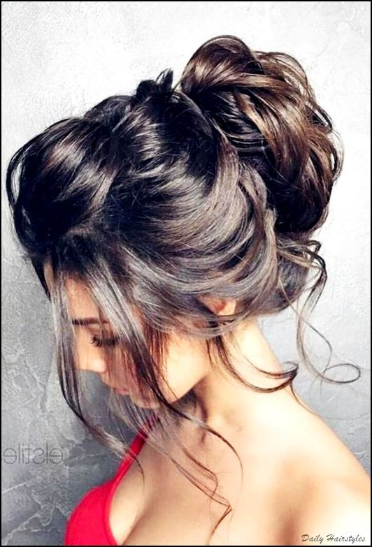 Easy Trendy Winter Formal Hairstyle Ideas 2019 Hairstyle Formal Hairstyles For Long Hair Hair Styles