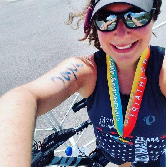 Lake Pflugerville Triathlon – Adjusted Reality