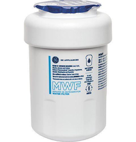 Price As Of Jan 01 1970 00 00 00 Utc Details Ge Appliances Refrigerator Water Filter Mwfpge G Refrigerator Water Filter Water Filter Refrigerator Filter