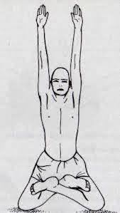 Yatna Yoga: Parvatasana - postura da montanha em equilibrio