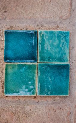 Pataki Tiles - handmade tile - old english tile - fireplace tile - antique tile