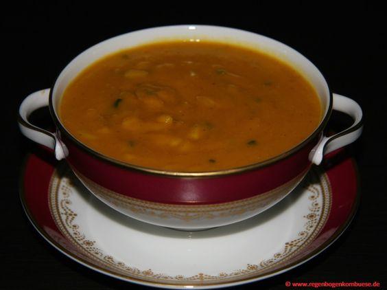 mulligatawny soup veganes rezept vegane suppe k rbissuppe britische k che was koche ich. Black Bedroom Furniture Sets. Home Design Ideas