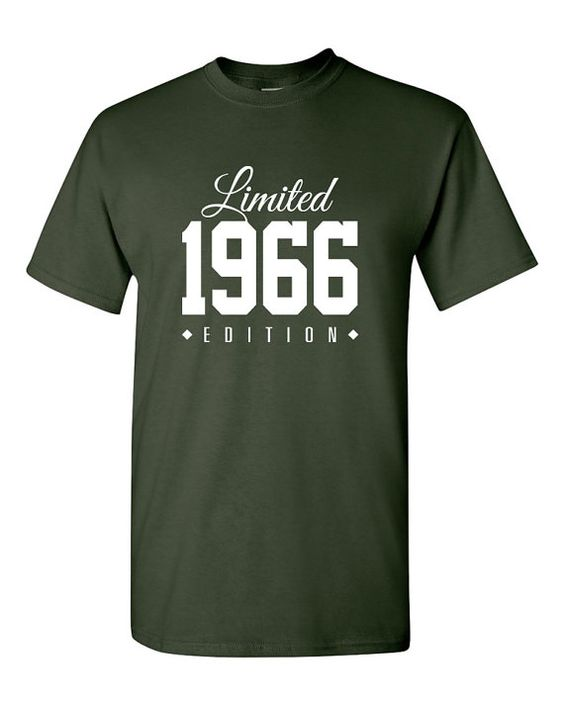 1966 Limited Edition 2015 49th Birthday Party Shirt, 49 years old shirt, limited edition 49 year old, 49th birthday party tee shirt TH-138: