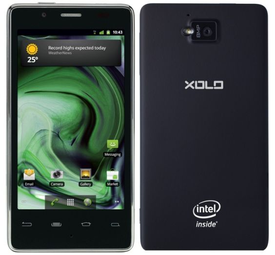 The XOLO X900, made by the Indian manufacturer Lava, will go on sale on 23 April priced at about 22,000 rupees ($420).    Read more: http://www.bellenews.com/2012/04/19/science-tech/xolo-x900-the-first-intel-powered-smartphone-goes-on-sale-in-india/#ixzz1sWDU13jq