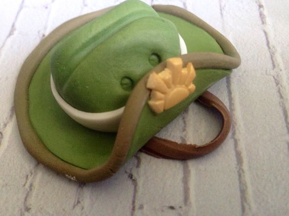 A personal favourite from my Etsy shop https://www.etsy.com/au/listing/386640006/miltary-anzac-slouch-hats