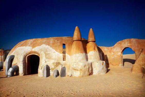 Ideal destinations for Star Wars fans
