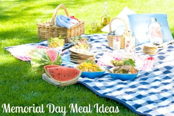 memorial day food ideas