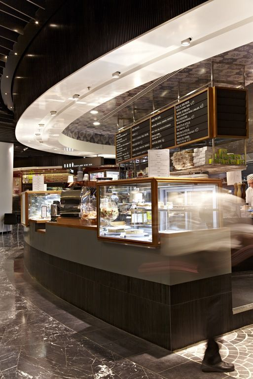 Westfield Food Court Sydney