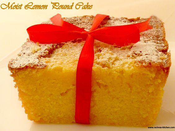 Recipes Lemon Pound Cake Scratch: Pound Cakes, Butter And Pound Cake Recipes On Pinterest