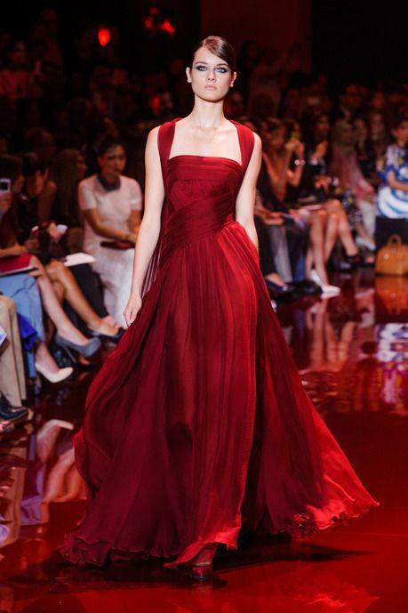 Sublime ! Élie Saab Haute Couture automne-hiver 2013-2014