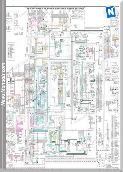 Caterpillar 950g 962g Wheel Loader Electrical Schematic Electrical Wiring Diagram Circuit Design Caterpillar