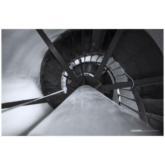 Bassett Mirror Belgian Modern Spiral Staircase 9014-044EC