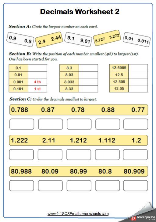 Grade 1 Worksheets Addition With 7 And 8 001 Math Worksheets Decimals Decimals Worksheets