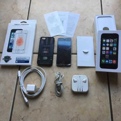 Apple iPhone 5s - 16GB - Space Gray (Factory Unlocked) https://t.co/v8tEHAkApj https://t.co/q7DvqZzxs8