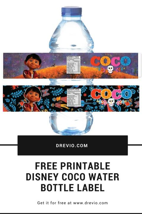 FREE Disney Coco Water Bottle Label Template | Free ... on disney printable letters, disney letter paper, disney letter wallpaper, disney logo, disney letter stencils, disney letter art, disney letter poster, disney letter photoshop, disney letter m, disney letter header, disney character templates, disney bubble letters, disney letter font, disney letter print, disney world surprise letters, disney letterhead, disney surprise letter from mickey, disney character letters, disney christmas letters to santa, disney surprise trip letter santa,