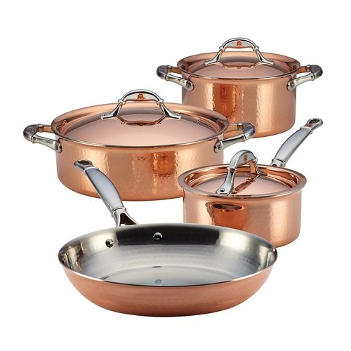 Ruffoni Symphonia Cupra 7-Piece Cookware Set from Bloomingdale's on shop.CatalogSpree.com, your personal digital mall.