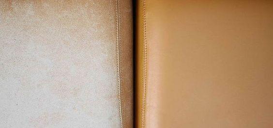 Leder reinigen, Leder reparieren, Leder färben. Lederreinigung Thom - Ihr Spezialist für Ihre Ledermöbel