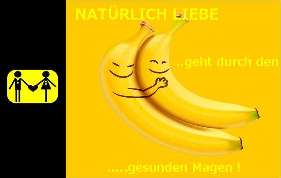 NATÜRLICH LIEBE geht durch den gesunden Magen! www.eins-zu-zweit.com
