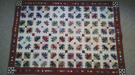 Marc's Quilt shared on MyQuiltPlace.com by Jeanne Jones