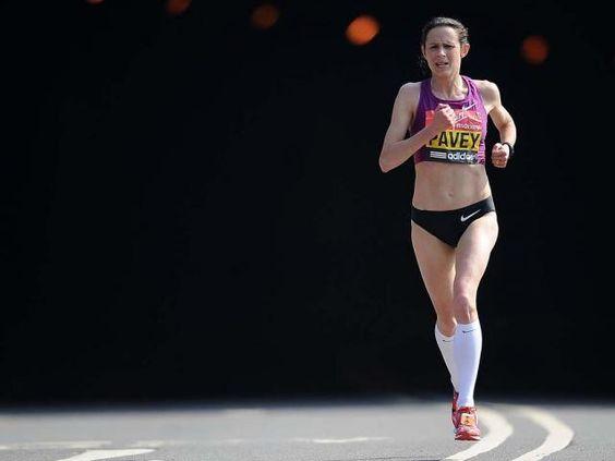 Jo pavey - 10k run - training advice - womens health uk