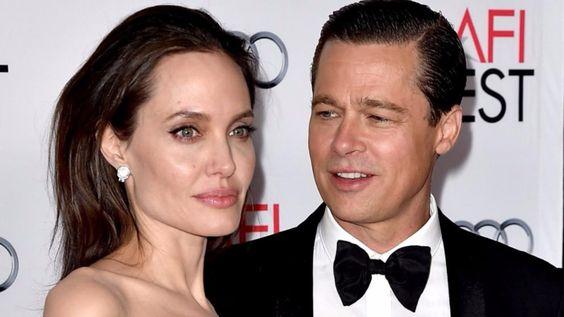 Das Ende eines Traumpaares   Angelina Jolie reicht Scheidung von Brad Pitt ein…