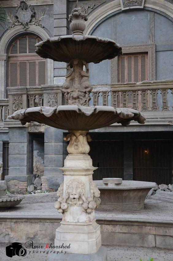 قصر السكاكينى اثر رقم :647  تصوير : امير خورشيد
