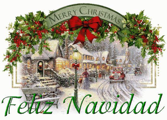 Resultado de imagem para merry christmas feliz navidad