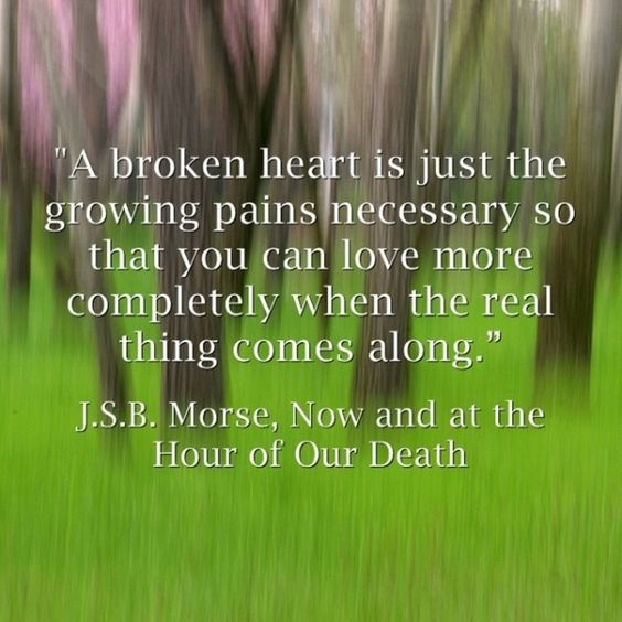3. #douleur amène la #chose réelle - 7 #Citations inspirantes pour les #cœurs brisés... → Love