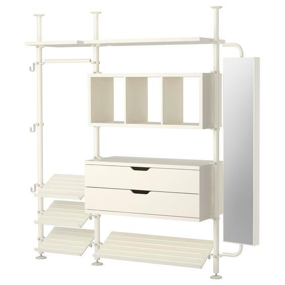 STOLMEN 2 sections - IKEA