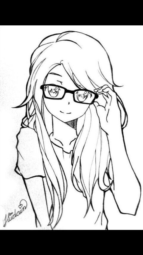 Kawaii Ideias Esboco Desenhos Top Para Desenhar Menina Desenho