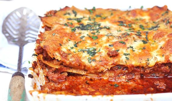 Everyone knows how to make a lasagne and making it Mexican couldn't be easier!