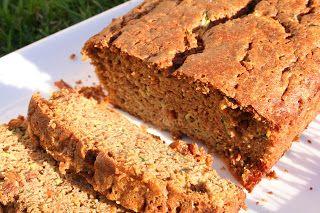carrot zucchini bread happy wife dairy carrots zucchini gluten breads ...