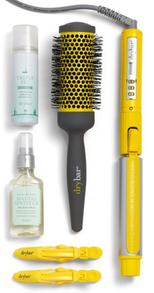 Drybar 'beach in a box' collection