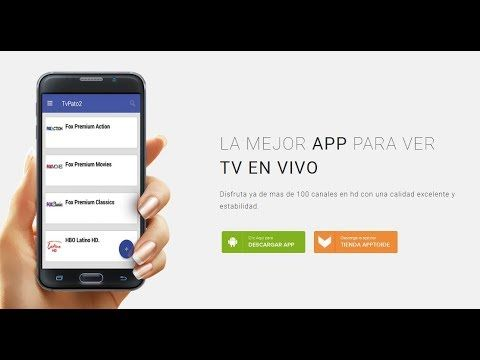 NEW APK SPANISH USA UK TVPATO2 ANDROID 2018 | Android | Phone