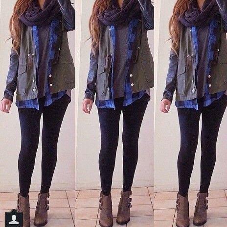 Invierno / Winter Outfit: