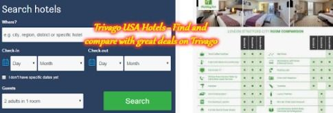 Trivago Usa Hotels Find And Compare With Great Deals On Trivago