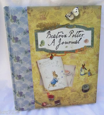 Beatrix Potter Journal. Includes Photos & drawings. A must have fan for the Beatrix Potter fan !