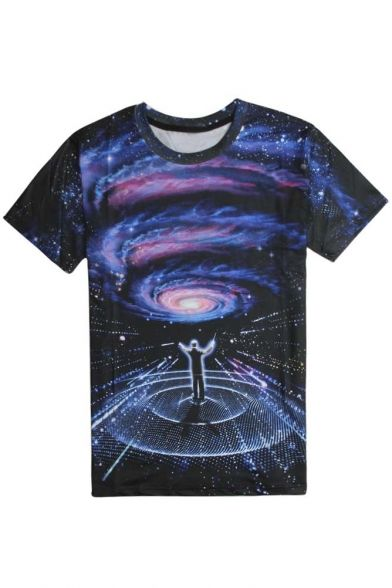 honestymeworld:I have A Dream About the Galaxy T-Shirt //...