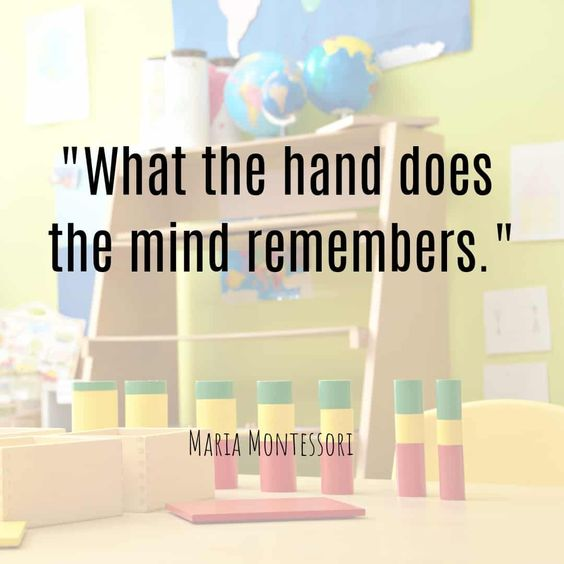 30 Maria Montessori Quotes that will Inspire Any Mama! - Simple Living Mommy