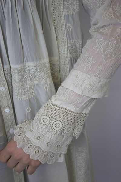 Old lace: