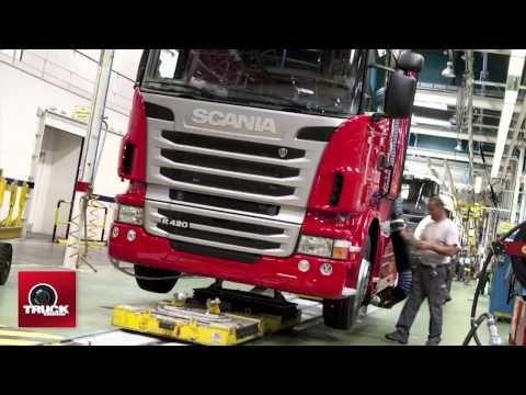 Nouveau Scania Streamline sur Truckeditions