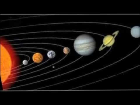 Keplero, le 3 leggi - YouTube