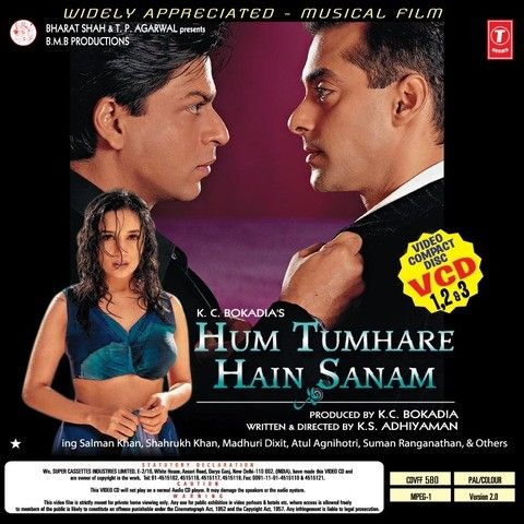 Hum Tumhare Hain Sanam Songs Mp3 Song Download Mp3 Song