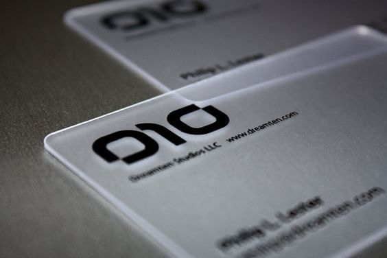 A selection of the finest business card designs. Clicking on the pictures will take you to the source..
