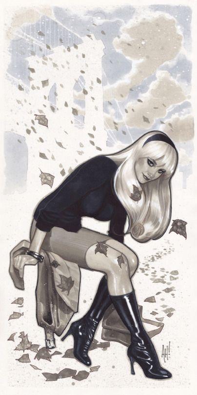Galeria de Arte (6): Marvel, DC Comics, etc. - Página 27 23ab80093aaa1518f778d85cd768146f