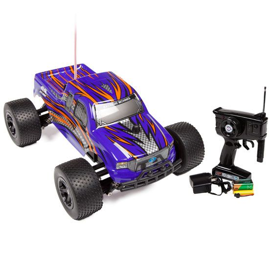 Extreme Speeder With Batteries 1:18 RTR Electric RC Truck