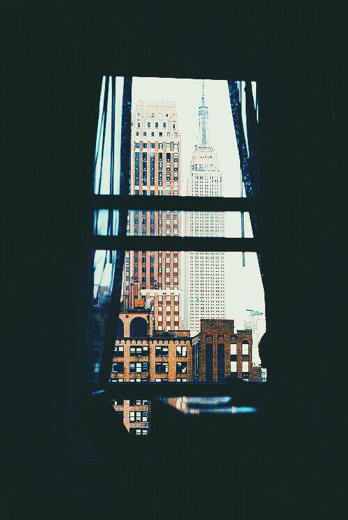 meu amor por janelas