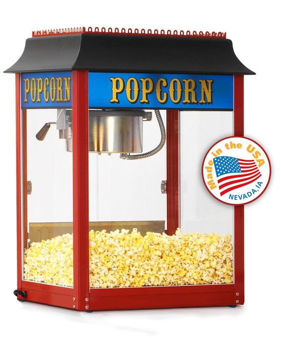 1911 8 oz. Popcorn Machine