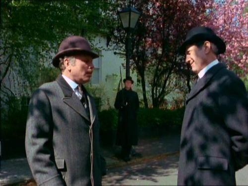 Elementary Sherlocking The Six Napoleons 1904 Jeremy Brett Sherlock Holmes Sherlock Sherlock Holmes