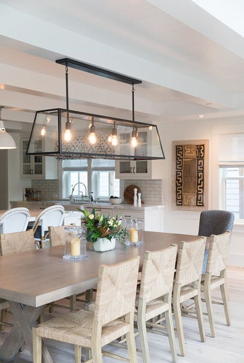 Design Tricks Inspired By Joanna Gaines Joanna Gaines Kitchen Joanna Gaines Kitchen Table Joanna Gaines Dining Room